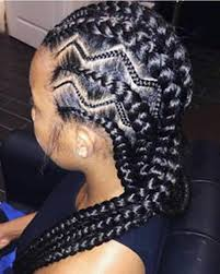 big cornrows 66 of the best looking black braided hairstyles for 2018