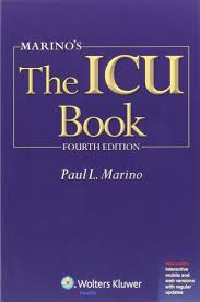 buy marino u0027s the icu book print ebook with updates icu book
