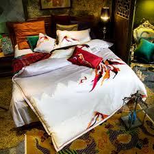 online get cheap white egyptian cotton bed sheet sets aliexpress