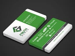new high tech business cards for high tech company by dhir logo