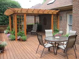 Home Design For Village by Awesome Collection Of Backyard Wood Deck Designs â Backyard And