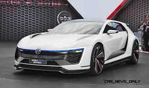 volkswagen sports cars 2015 vw golf gte sport concept 2