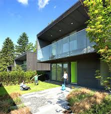 project houses house project for the canadian suburban modern and full of light