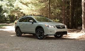 subaru crosstrek black wheels 2013 subaru xv crosstrek 2 0i test u2013 review u2013 car and driver