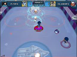 backyard hockey 2005 screenshots hooked gamers