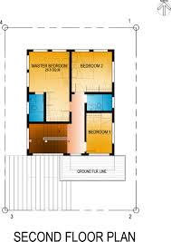Floor Plan Two Storey by Two Storey Residential House Floor Plan Philippines Moncler