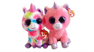 ty beanie boos magic wishful unicorns toy review