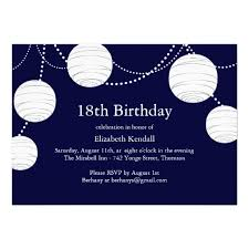 birthday invites enchanting 18th birthday party invitations ideas