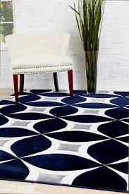 Discount Modern Rugs Navy Gray Modern Rug Kaleidoscope Contemporary Affordable Area