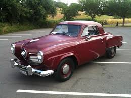 51 studebaker 3 person coupe for sale