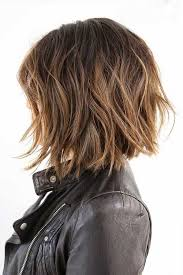 long bob hairstyles with low lights latest fashion best modern short hairstyles with highlights and