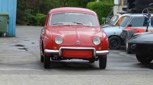 renault dauphine for sale 1965 renault dauphine gordini 1 hand youtube