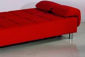poltrone letto divani e divani divano letto 3 posti reclinabile salotto ecopelle rosso sofa
