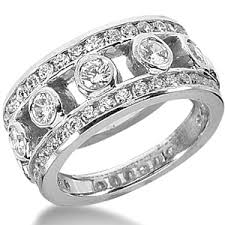 hand rings images Moissanite right hand rings jpg