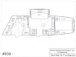 congress floorplans by bunkhouse conversion of alabama
