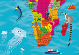 Where Is England On The World Map by Collins Children U0027s World Map Amazon Co Uk Collins Maps Steve