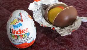 candy kinder egg kinder eggs us to get version of popular candy by easter