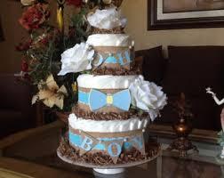 bow tie diaper cake boy diaper cake bow tie baby shower