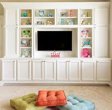Built In Bookcases With Tv Family Home Interior Design Ideas Home Bunch U2013 Interior Design Ideas