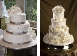 contemporary wedding cakes modern wedding cakes