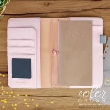 travelers notebook images Platinum rose travelers notebook traveler notebook planners jpg