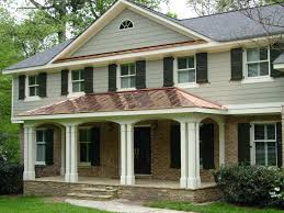 front porch house plans house with columns in front front porch design online on cottage