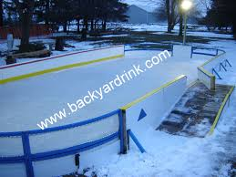 7 mistakes made by backyard ice rink builders plus how much