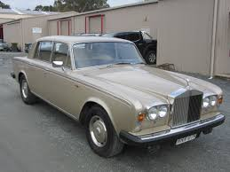 roll royce australia 1979 rolls royce silver shadow ii u2013 collectable classic cars