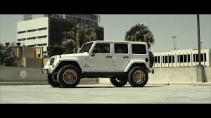 rose gold jeep fuel off road ff19 forged one piece wheels jeep sahara youtube