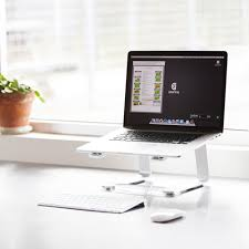 griffin technology elevator desktop stand for portable computers