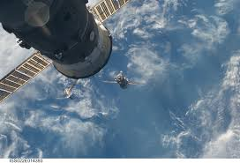 nasa soyuz brings new expedition 22 crew members to station