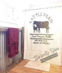 Feed Sack Curtains Collection In Grain Sack Curtains And Calamity Would