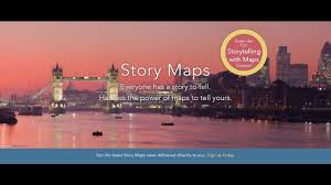 Story Maps How To Create A Story Map Cascade Youtube