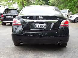 Nissan Altima S - 2015 used nissan altima 4dr sedan i4 2 5 sl at alm roswell ga