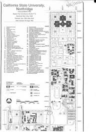 Oakland University Campus Map Csun Map Image Gallery Hcpr