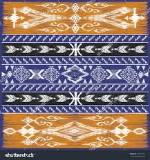 Oriental Decor Traditional Oriental Decor Kilim Style Modern Stock Vector