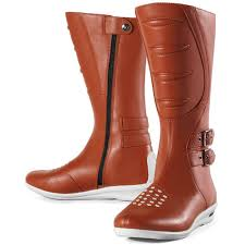 womens leather biker boots sale s leather motorcycle boots