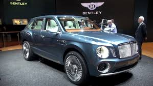 suv bentley white bentley expf9 suv 2012 youtube