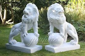 lions statues for sale marble lion statues marble lion statues for sale outdoor
