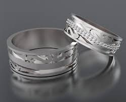 his and wedding bands his and hers wedding bands with diamonds custom rings vidar
