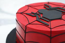 How To Decorate Spiderman Cake Spiderman Cake Sweet Dough Cake Recipe Rosanna Pansino