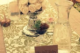 wedding reception decor centerpiece vases mercury glass 6