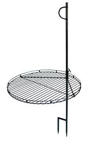 Fire Pit Grille by Backyard Creations Swing Away Grill At Menards
