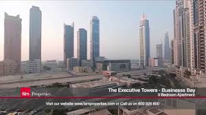 3 Bedroom Apartments For Sale In Dubai Business Bay Executive Tower H 3 Bedroom Apartment For Rent In