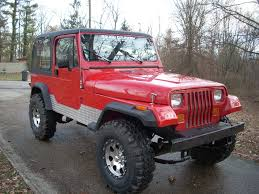 orange jeep wrangler unlimited for sale jj1027 1992 jeep wrangler specs photos modification info at