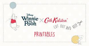 winnie pooh cath kidston printables cath kidston
