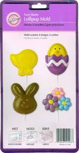 wilton easter candy molds candyland crafts