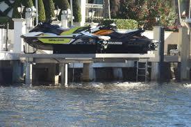 Backyard Ski Lift Cradle Boatlifts South Florida Cradle Boat Lift Install U0026 Repair