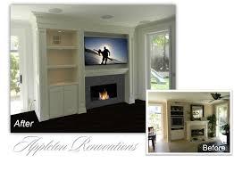 home theater solutions custom built ins appleton renovations part 4