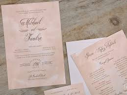 Wedding Invitations Philippines Written In Ink Wink Home Facebook